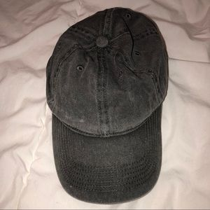 Brandy Melville dark grey hat cap new